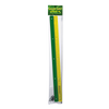 SHAKE JUNT Green/Yellow Skateboard Rails SKATE SHOP - Skateboard Rails Shake Junt