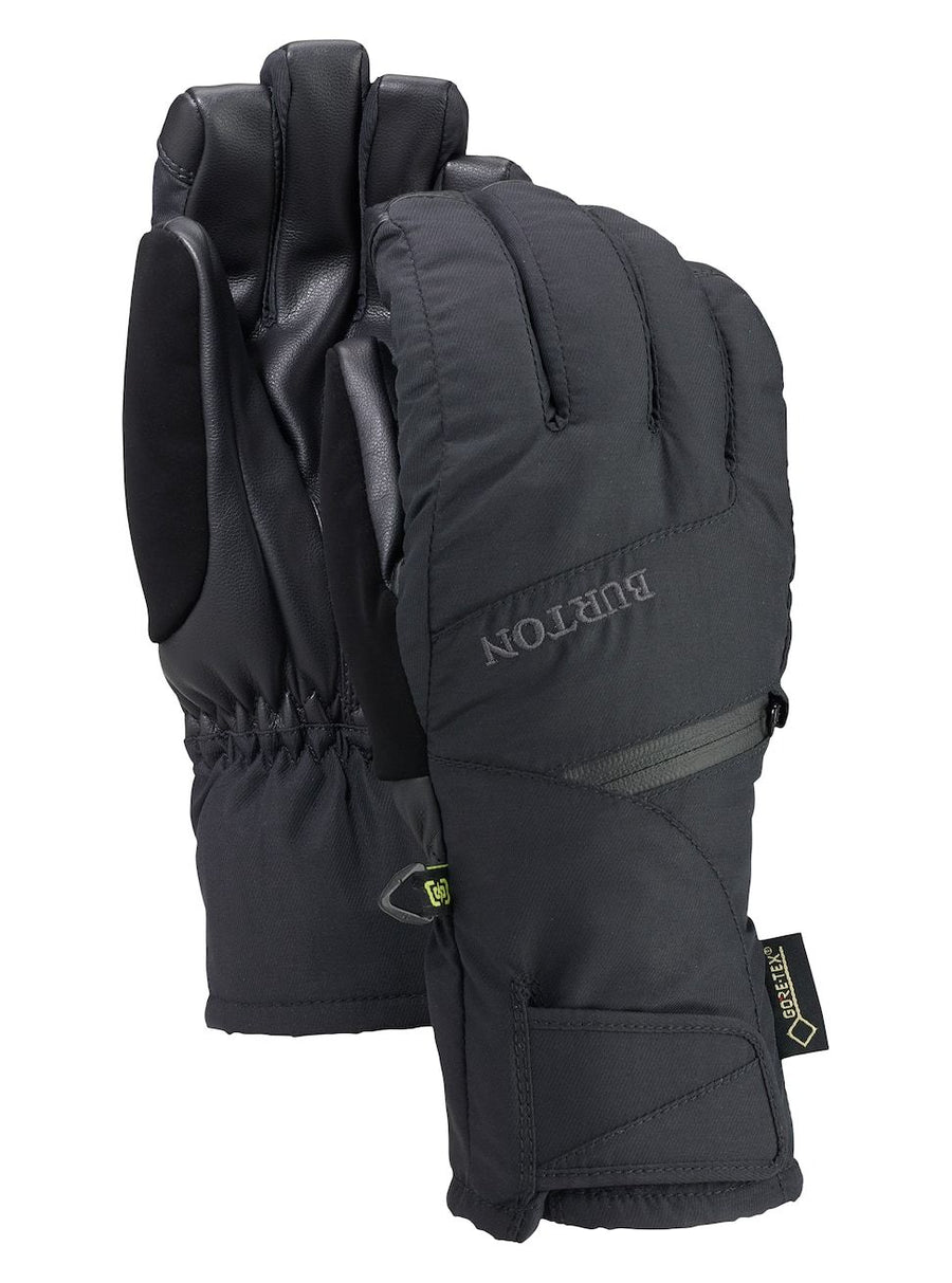 BURTON GORE-TEX Under Glove + Gore warm technology Women's True Black