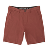 BILLABONG Surftrek Heather Walkshorts Rum Heather MENS APPAREL - Men's Walkshorts Billabong