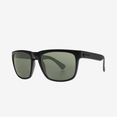 ELECTRIC Knoxville Matte Black - Grey Sunglasses