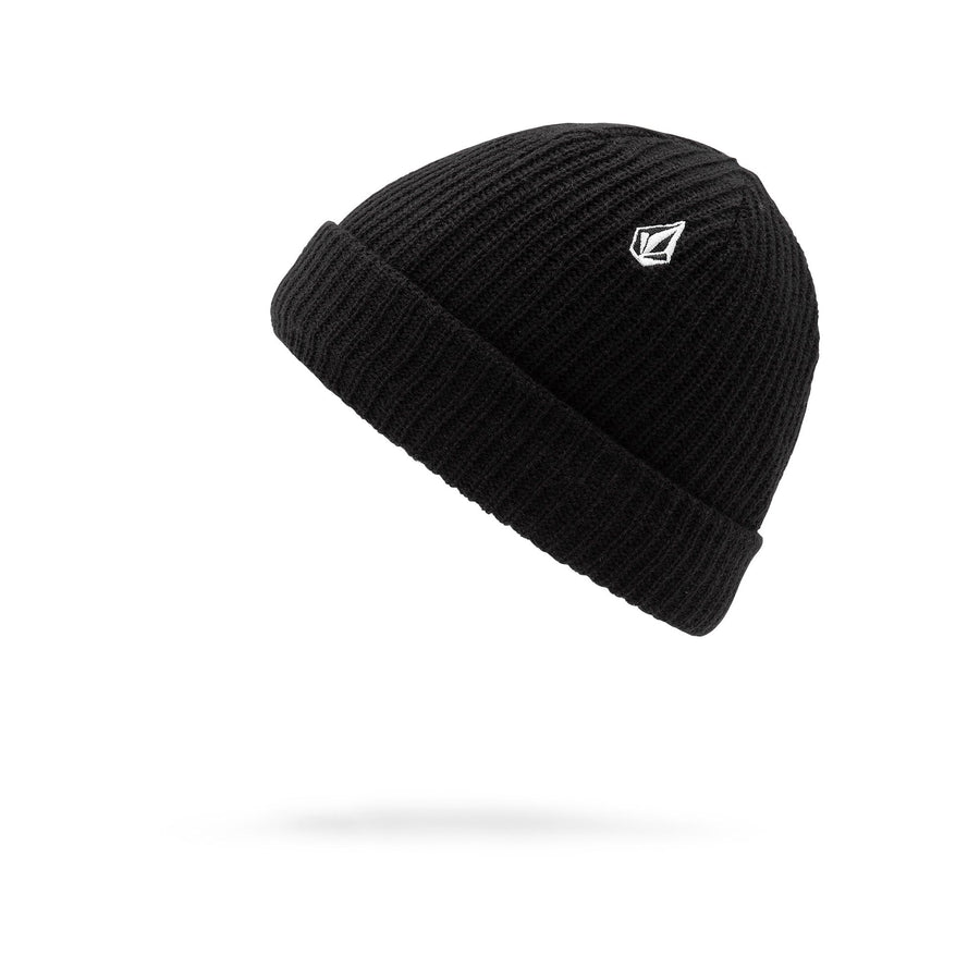 VOLCOM Sweeplined Beanie Youth Black KIDS APPAREL - Boy's Beanies Volcom