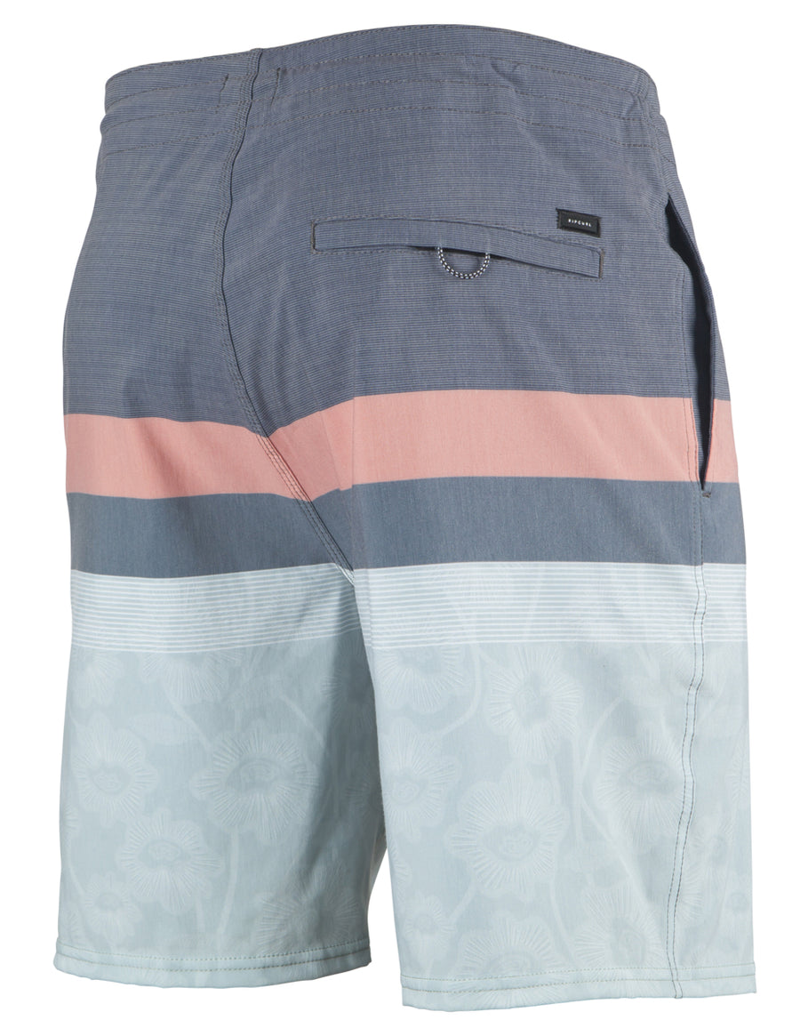 "RIP CURL Rapture Lay Day 19"" Boardshorts Charcoal"