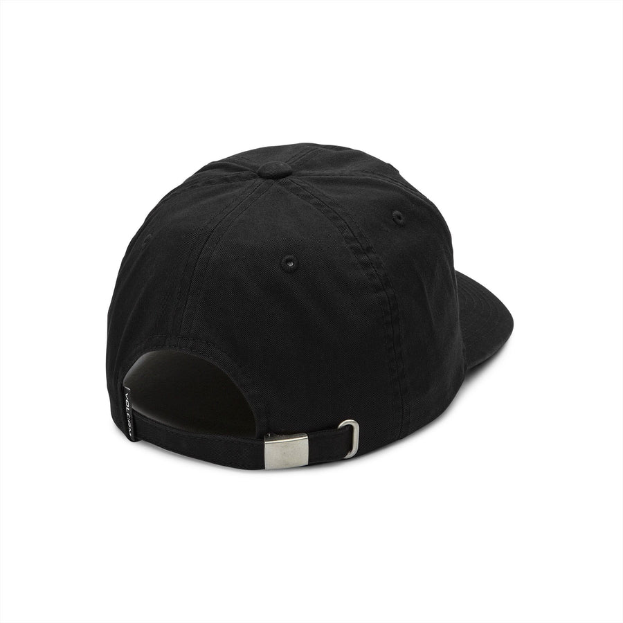 VOLCOM Mini Mark Strapback Hat Boys Black KIDS APPAREL - Boy's Hats Volcom