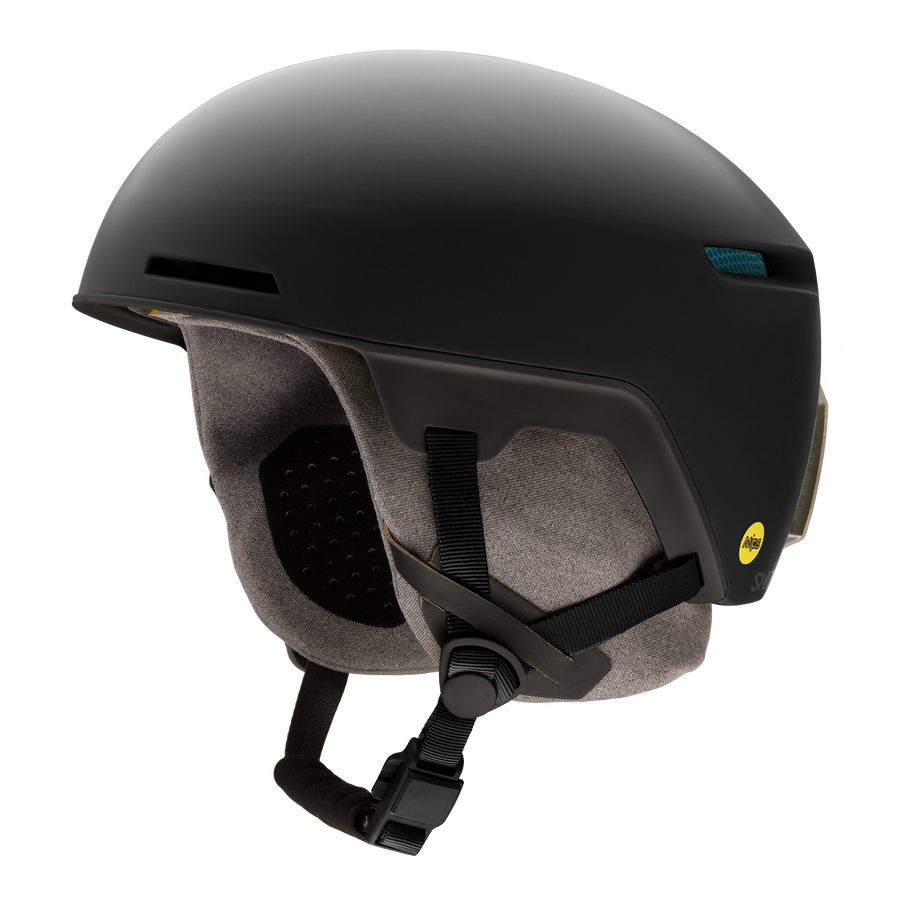 SMITH Code MIPS Snow Helmet Matte Black 2021 SNOWBOARD ACCESSORIES - Men's Snowboard Helmets Smith
