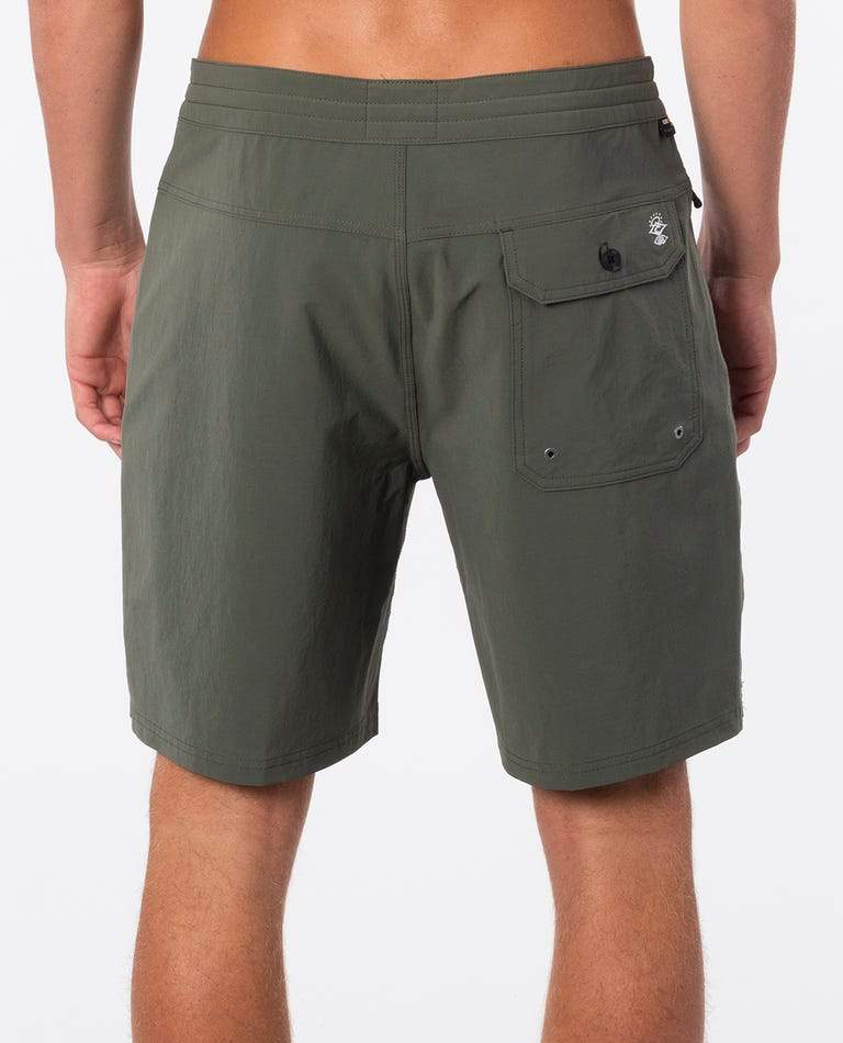 RIP CURL Searchers Layday Boardshorts Military Green