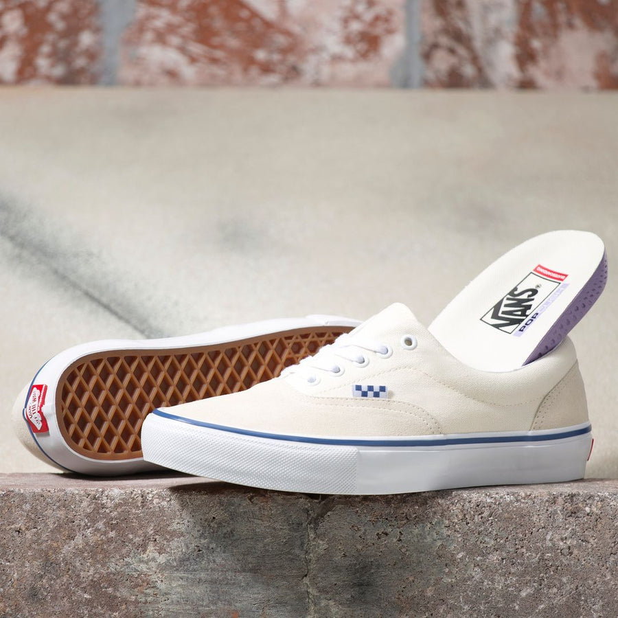 VANS Skate Era Shoes Off White