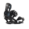 NOW Now X Yes Snowboard Bindings Black 2021 SNOWBOARD BINDINGS - Men's Snowboard Bindings Now Bindings