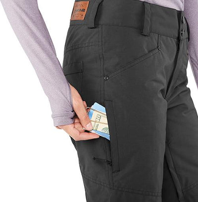 DAKINE Westside Insulated Women's Snowboard Pants Black 2020