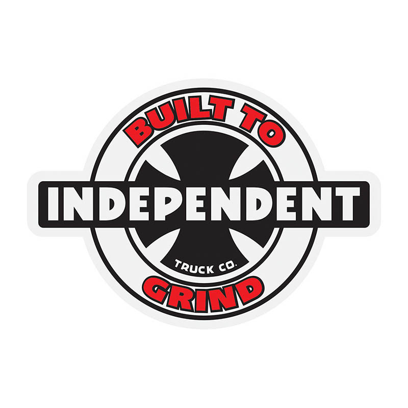 INDEPENDENT 95 BTG Ring 5.5in Decal