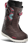 THIRTYTWO STW Double Boa Women's Snowboard Boots Brown 2021 SNOWBOARD BOOTS - Women's Snowboard Boots Thirtytwo