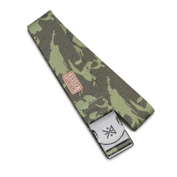 ARCADE Ranger Adventure Belt Roark/Green Camo