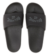 BILLABONG Poolslide Corp Vegan Leather Sandals Black FOOTWEAR - Men's Sandals Billabong