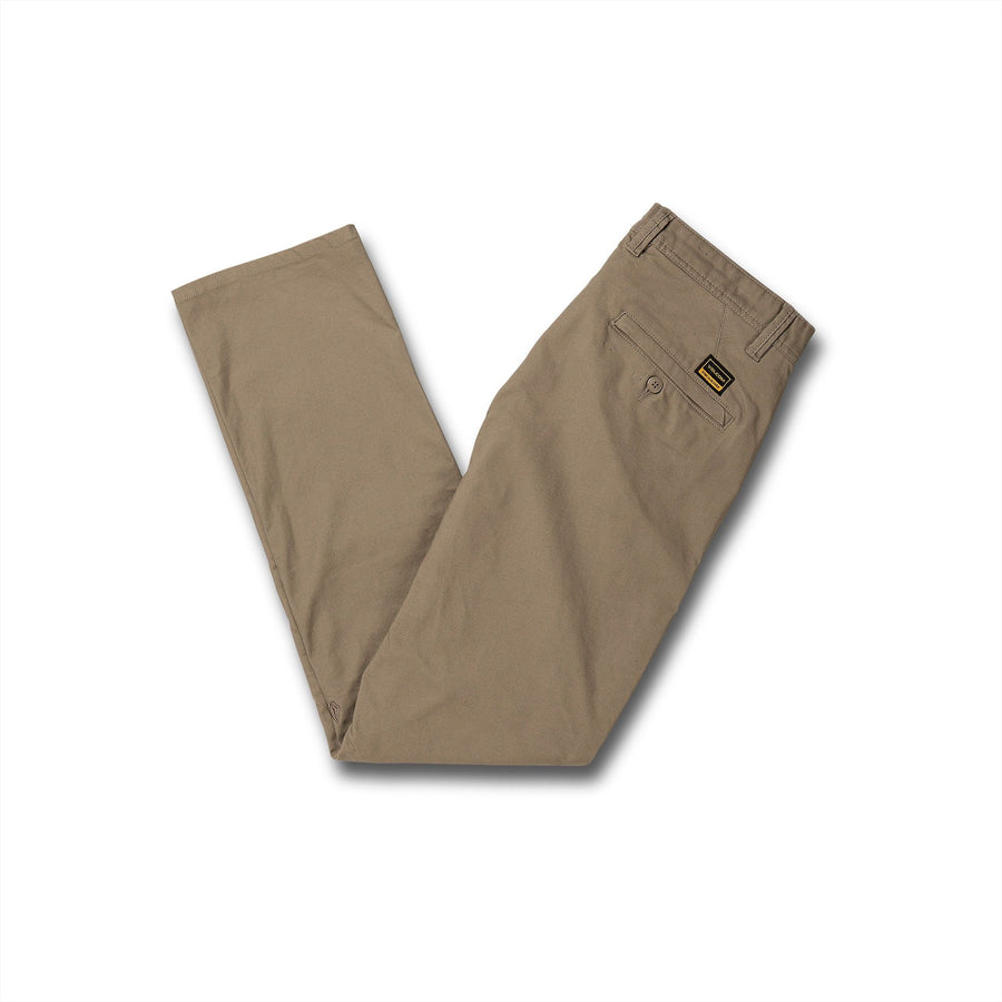 VOLCOM Vsm Gritter Modern Chino Pants Brindle