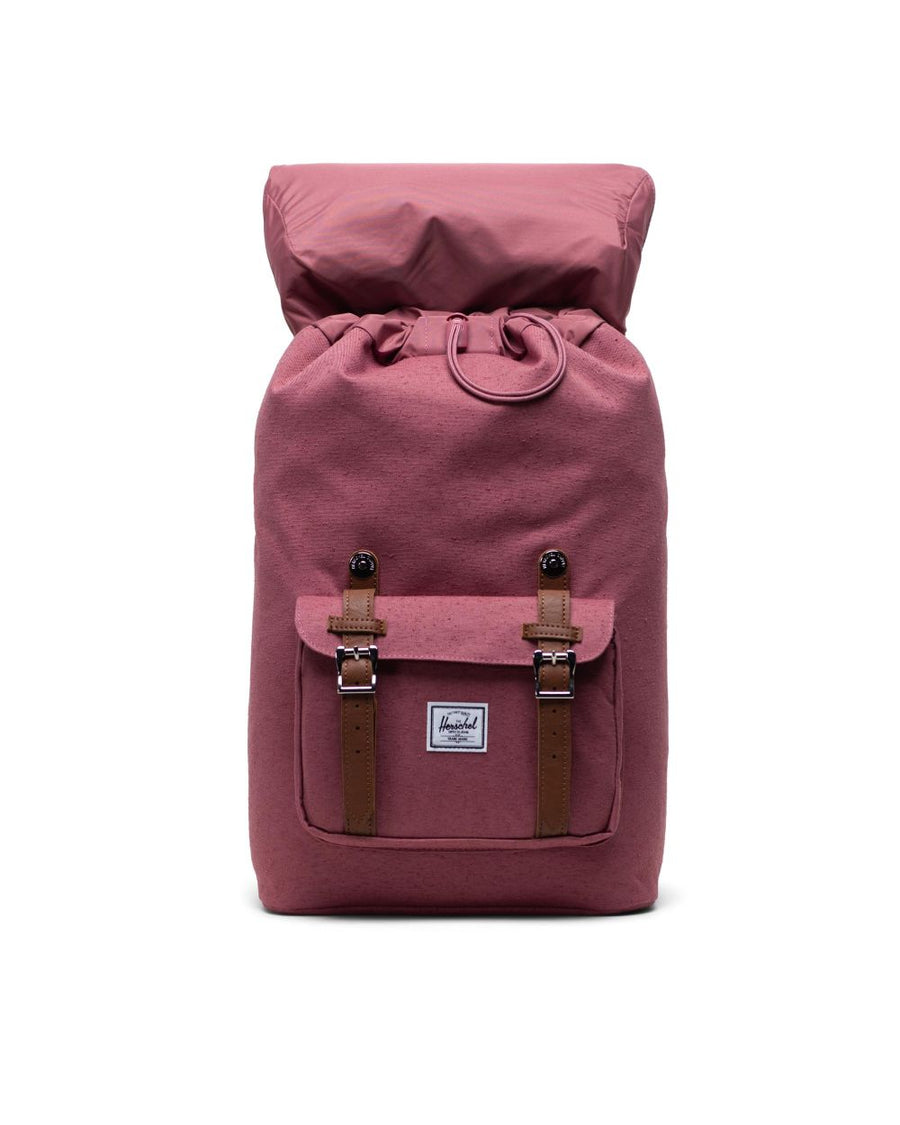 HERSCHEL Little America Mid Backpack Deco Rose Slub ACCESSORIES - Street Backpacks Herschel Supply Company