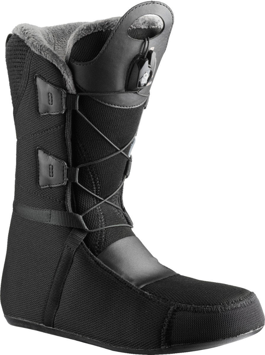 SALOMON Ivy Women's Snowboard Boots Black 2019