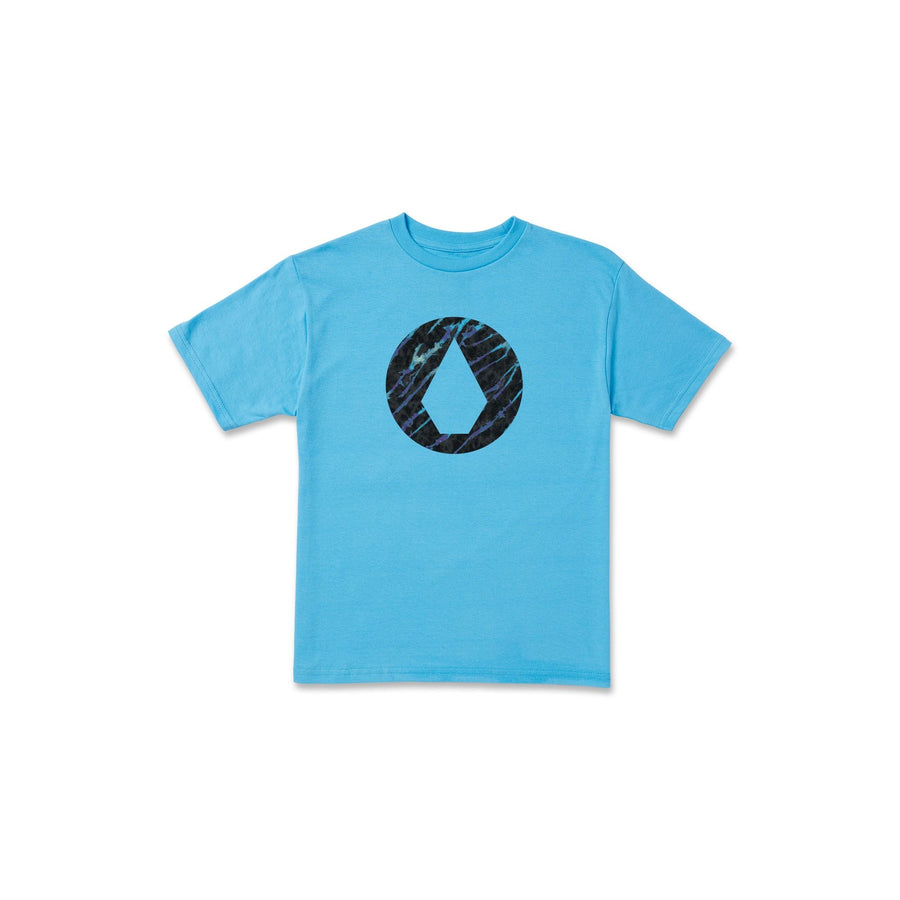 VOLCOM Luxate T-Shirt Aqua KIDS APPAREL - Toddler Short Sleeve T-Shirts Volcom