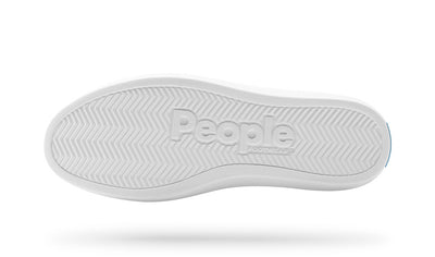 PEOPLE The Phillips Yeti White - Yeti White Shoes Womens