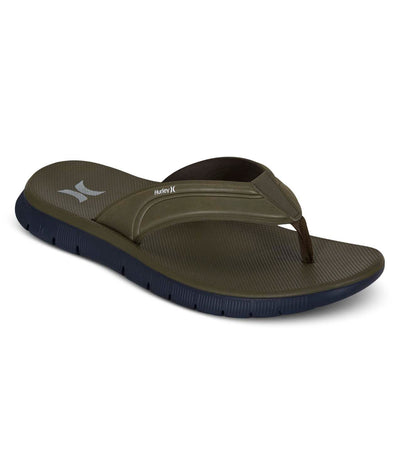 HURLEY Fusion 2.0 Sandals Olive Canvas