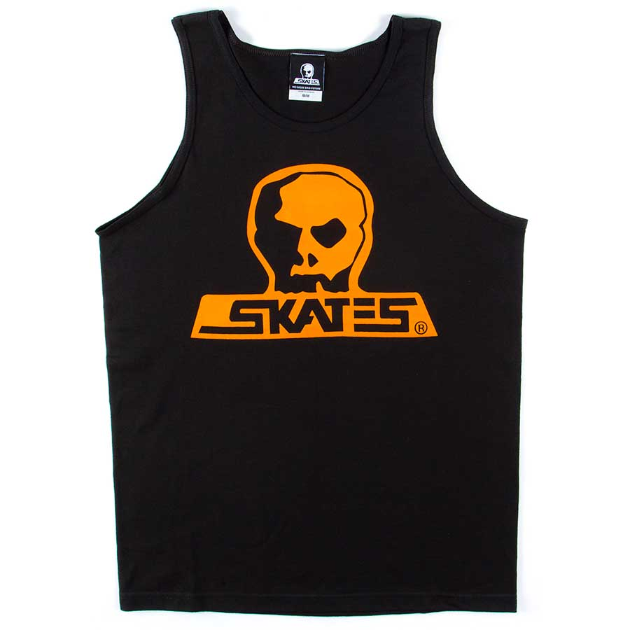 SKULL SKATES Black Sunset Tank Black MENS APPAREL - Men's Jerseys and Tank Tops Skull Skates