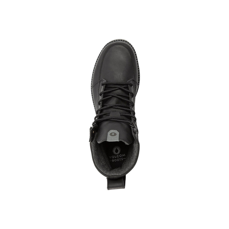 VOLCOM Sub Zero Boots Black Out