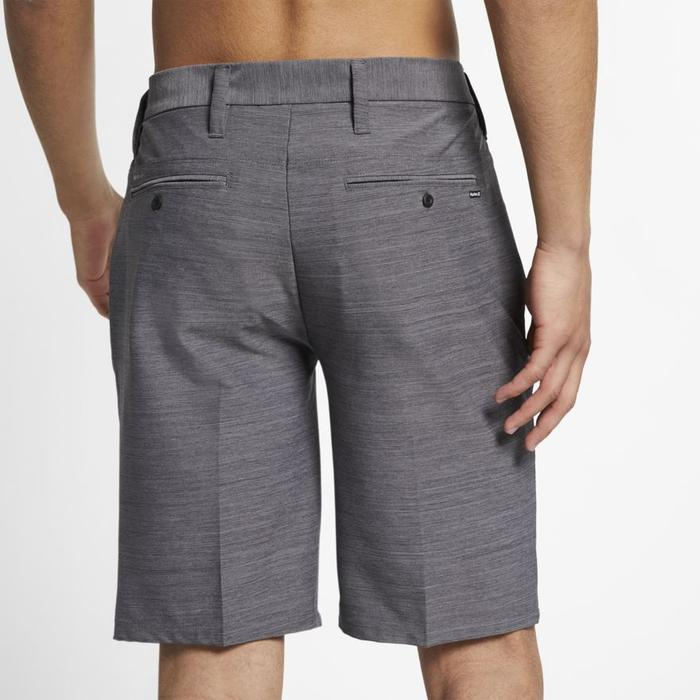 "HURLEY Dri-Fit Cutback 21"" Hybrid Shorts Dark Grey"
