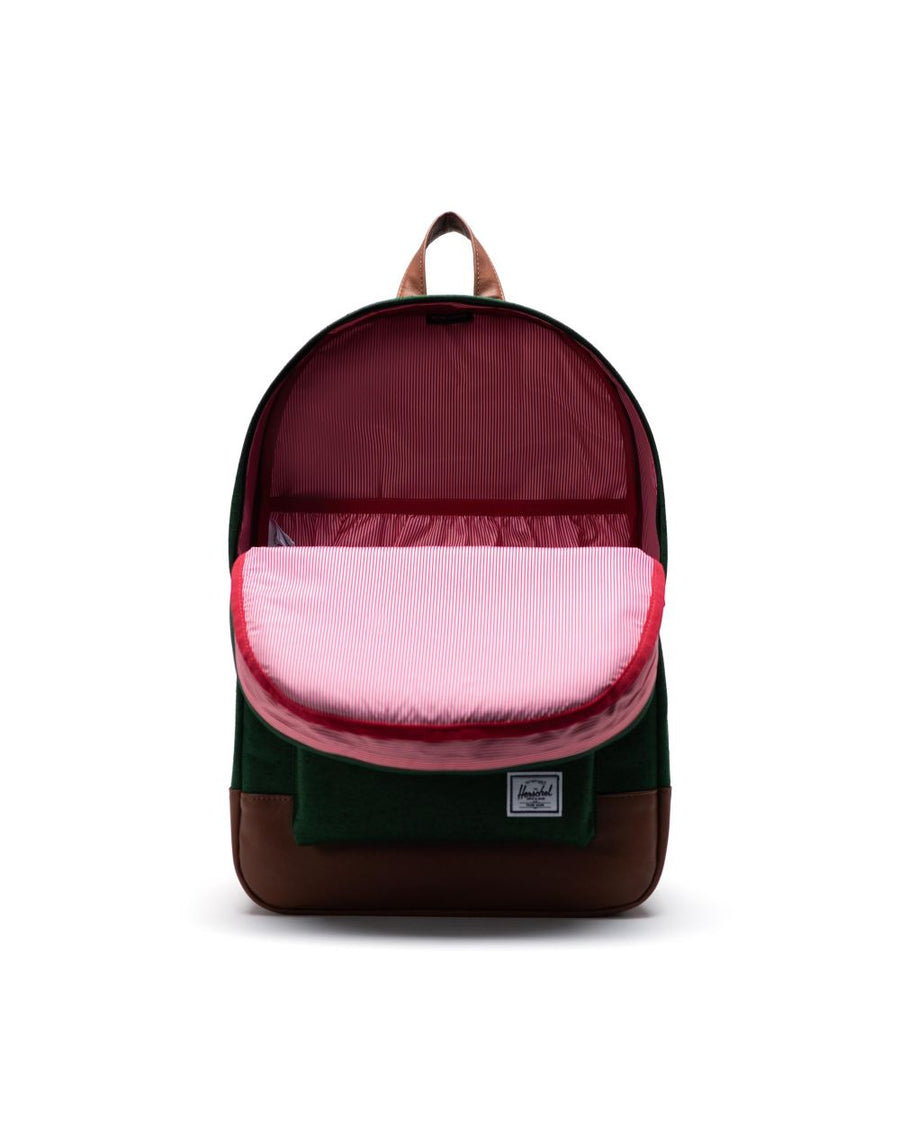 HERSCHEL Heritage Backpack Eden Slub ACCESSORIES - Street Backpacks Herschel Supply Company