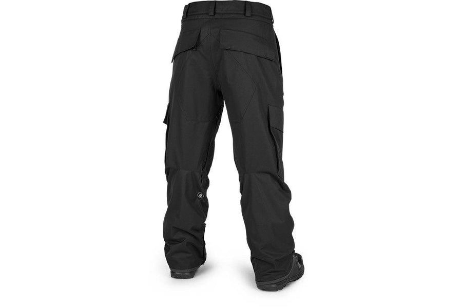 VOLCOM Eastern Insulated Snowboard Pants Black 2019 MENS OUTERWEAR - Men's Snowboard Pants Volcom S
