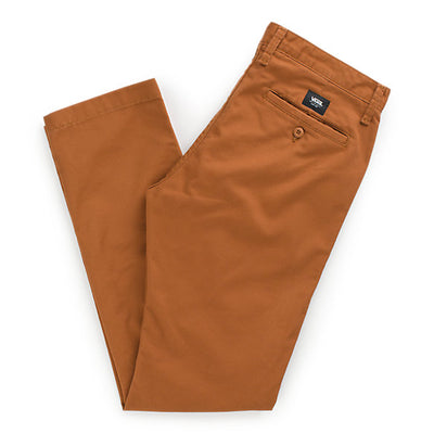 VANS Authentic Stretch Pant Argan Oil MENS APPAREL - Men's Pants Vans