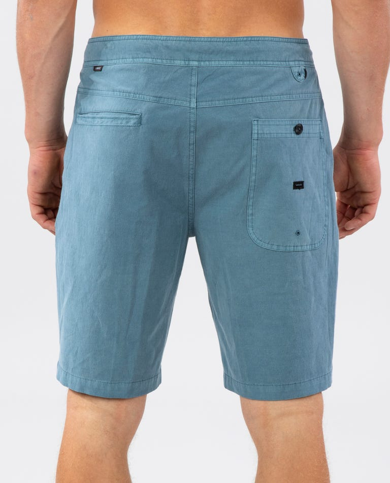 RIP CURL Reggie Boardwalk Hybrid Shorts Blue Grey