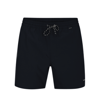 "HURLEY One And Only Volley 17"" Boardshorts Obsidian"