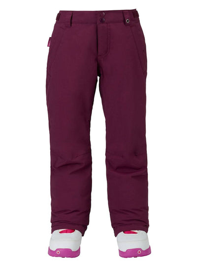BURTON Sweetart Girls Snowboard Pants 2018 YOUTH INFANT OUTERWEAR - Youth Snowboard Pants Burton EGGPLANT M