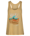 HURLEY Desert Days Tank Top Women's Melon Tint