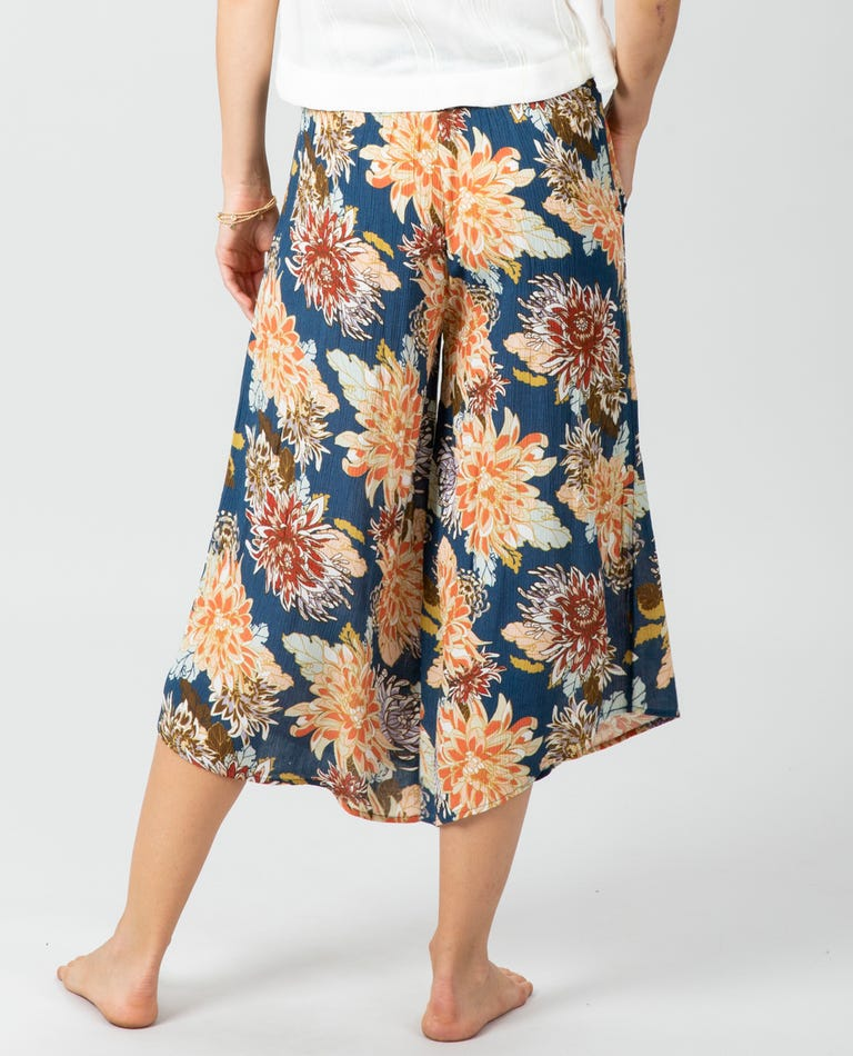 RIP CURL Sunsetters Crop Pant Blue