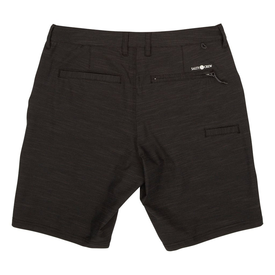 SALTY CREW Drifter 2 Utility Hybrid Shorts Charcoal