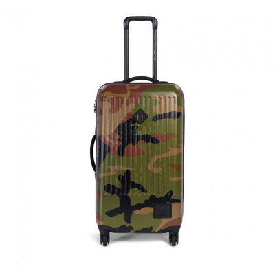 HERSCHEL Trade large Luggage Woodland Camo