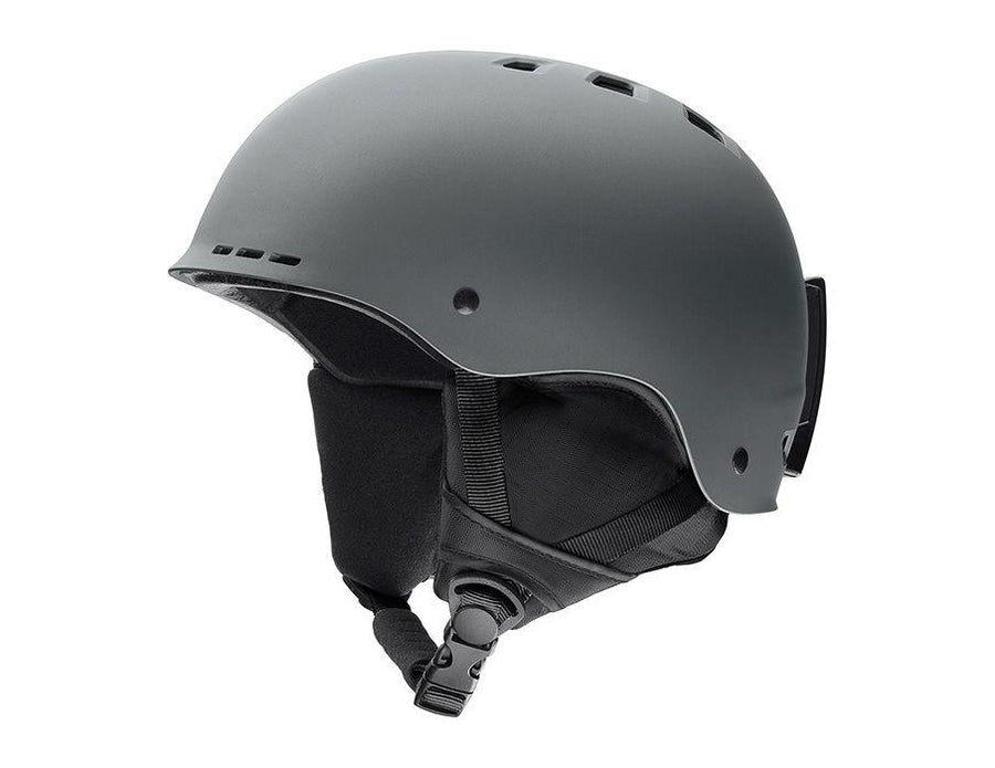 SMITH Holt Snow Helmet Matte Charcoal 2020 SNOWBOARD ACCESSORIES - Men's Snowboard Helmets Smith