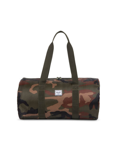 HERSCHEL Packable Poly Duffle Bag ACCESSORIES - Duffle Bags Herschel Supply Company WOODLAND CAMO