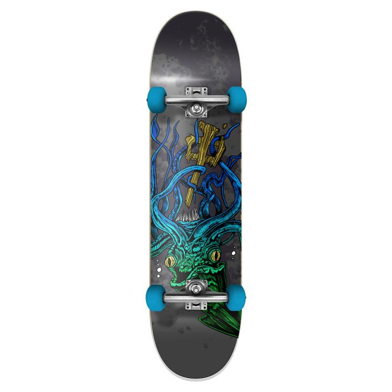 RDS Squid 7.75 Skateboard Complete
