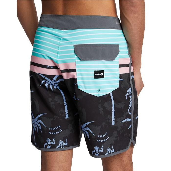 HURLEY Phantom Aloha Twist Boardshorts Black