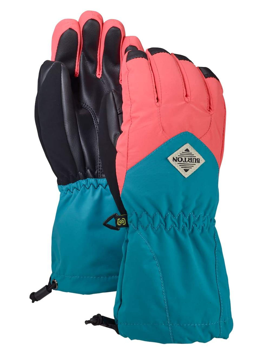 BURTON Profile Glove Kids Georgia Peach/ Tahoe