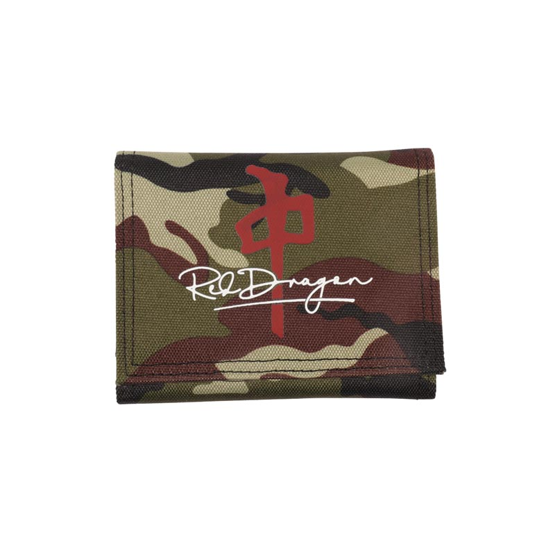 RDS Signature Velcro Wallet Camo MENS ACCESSORIES - Men's Wallets RDS