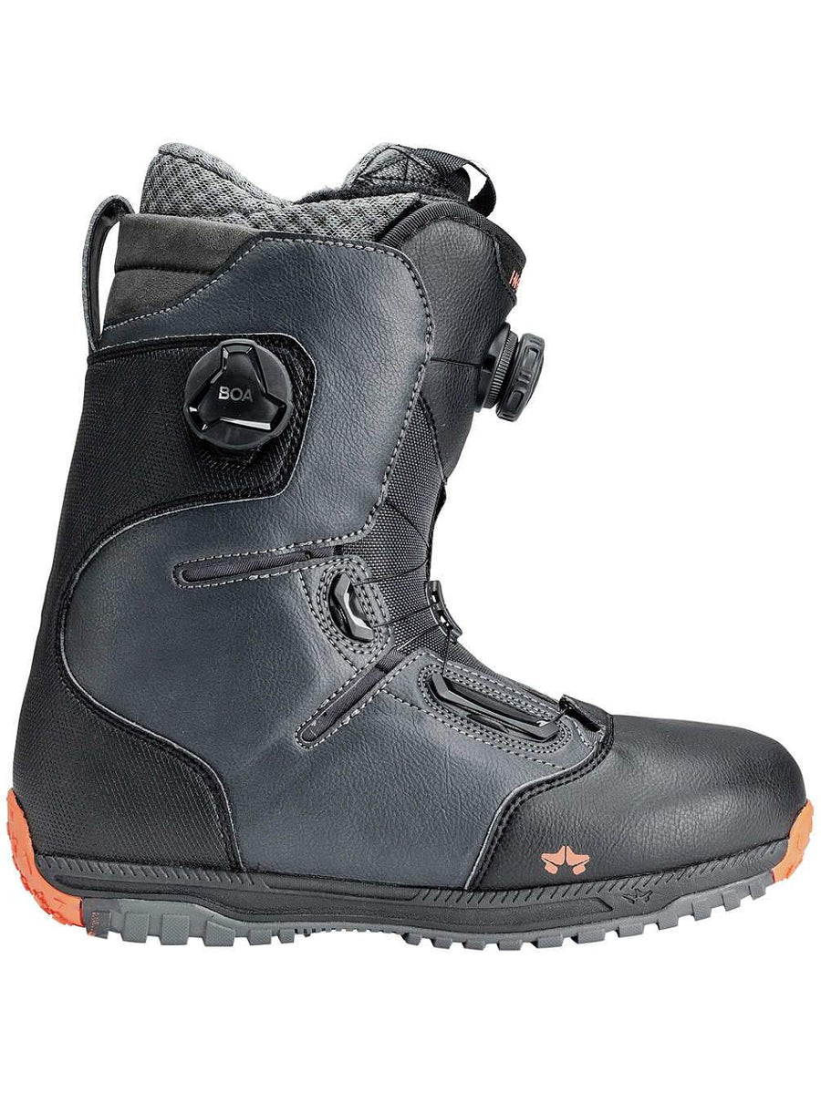 ROME Inferno Snowboard Boots Black 2020 SNOWBOARD BOOTS - Men's Snowboard Boots Rome