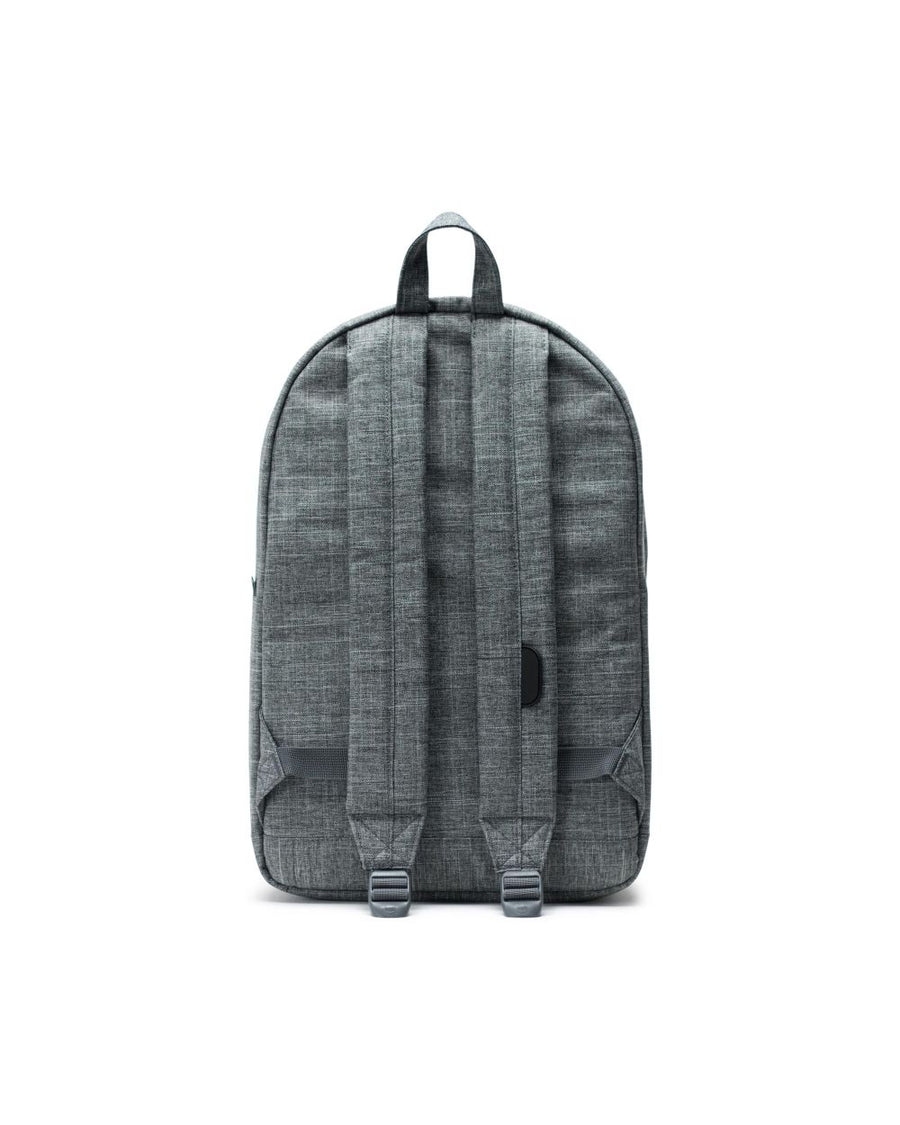 HERSCHEL Pop Quiz Raven Crosshatch Backpack