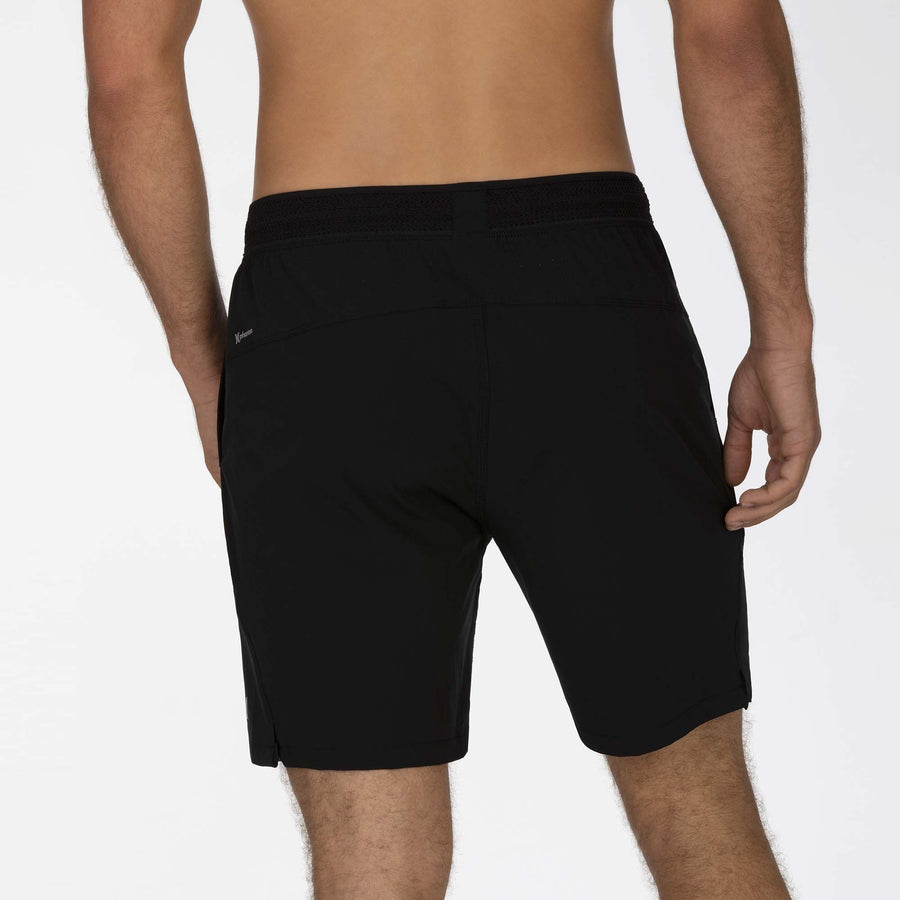 "HURLEY Phantom Alpha 18"" Trainer Short Black MENS APPAREL - Men's Walkshorts Hurley"