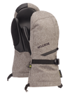 BURTON GORE-TEX Mitt Women's Bog Heather WINTER GLOVES - Women's Snowboard Gloves and Mitts Burton