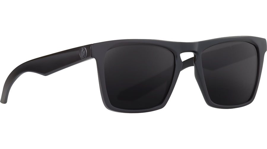 DRAGON Drac H2O Matte Black - Grey Ion Performance Polarized Sunglasses SUNGLASSES - Dragon Sunglasses Dragon