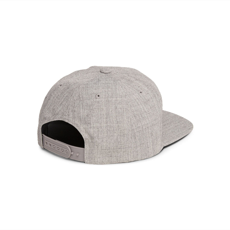 VOLCOM Quarter Snapback Hat Youth Grey KIDS APPAREL - Boy's Hats Volcom
