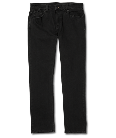VOLCOM Solver Denim Pants Blackout