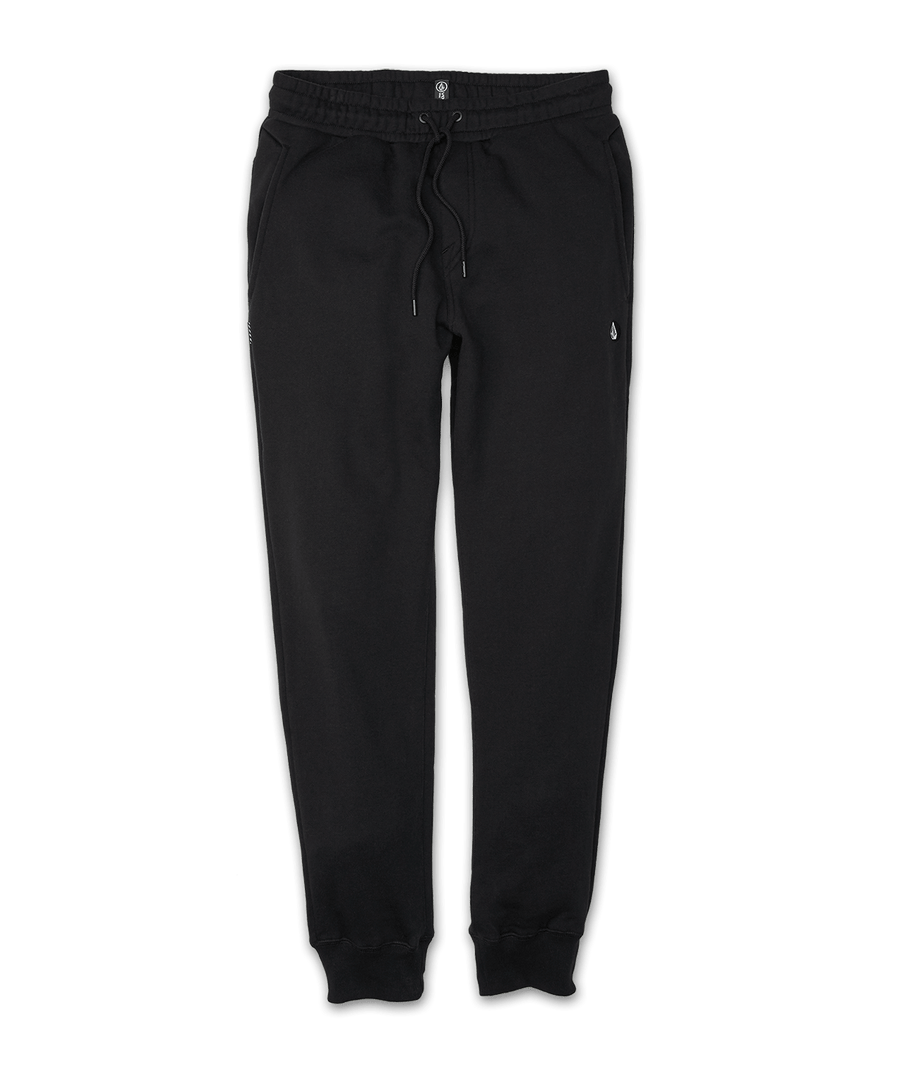 VOLCOM Single Stone Sweatpants Black