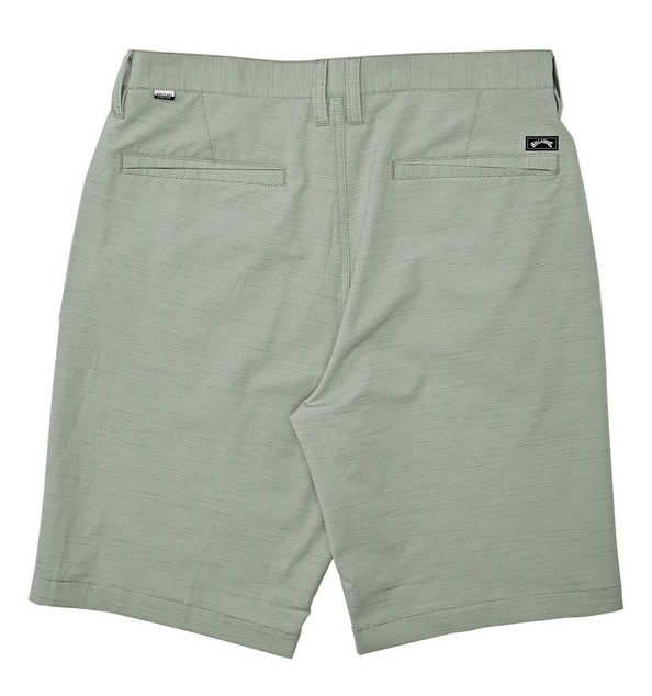 BILLABONG Crossfire Slub Submersible Hybrid Shorts Spearmint